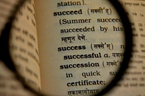 Как обеспечить успех? Работаем с большими данными